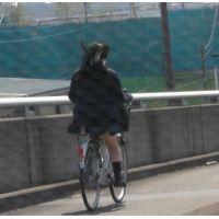 自転車パンチラ訳してチャリチラ!番外編15