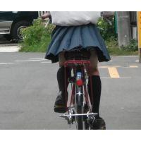 自転車パンチラ訳してチャリチラ!番外編9~13セット