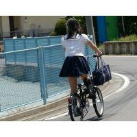 自転車パンチラ訳してチャリチラ!爆風編!!�2