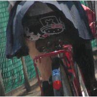 自転車パンチラ訳してチャリチラ!番外編4