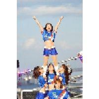 【一眼レフ撮影】【超高画質】横浜シーサイドチアダンスフェスティバル2016�-3【人気チア】【美女チア】