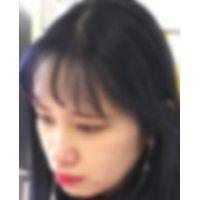 淑女痴漢:20代見た目韓国風強メイクでも本当は大人しく無抵抗助け求め辺りキョロキョロ