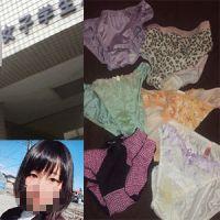 決死の覚悟!2回目の女子寮侵入!美少女の未洗濯汚パンツをゲット!!【前編】