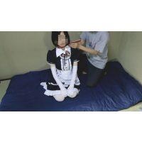 メイドさん拘束(動画+写真)