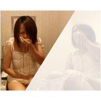[ゲロ/スカ] トイレ駆け込み下痢嘔吐_v06_あみ_A