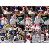 【セット商品】 チア・パレード活動写真 Vol.04-06