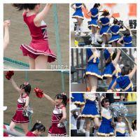 【セット商品】チア・パレード活動写真 Vol.18-20