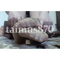asami(25歳)・公務員・足裏ムレムレ動画.1・2set