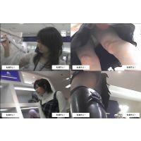 【たっぷり55分】店員さんパンチラ【オシャレな私服系】No.027