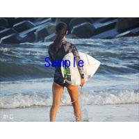 夏の海岸、尻物語2