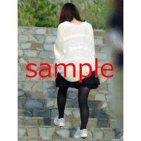 座り,ミニスカート,美人,パンチラ,可愛い,写真,黒タイツ, Download