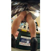 【期間限定】【逆さpart1〜4セット販売】美人お姉さまたちのスカートの中☆