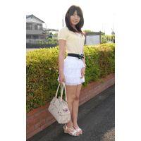 ◆素人投稿動画 アイドル志望の上玉 愛美(18歳) 可愛いです!file01 ノーパン散歩&野外で放尿!◆本編目線無し