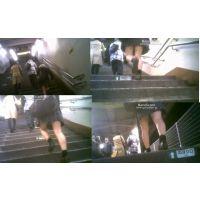 【オリジナル】ミニスカの女の子見つけたから追跡してみたVol.9
