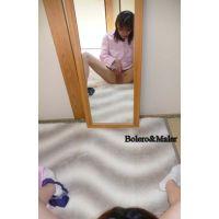 自分のオマ○コを鏡に映して見ながらオナルって変態だよね。 麻利子 33歳