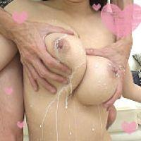 巨乳美女「ありさ」【フェチ編】濃厚フェラチオ&ボリュームのある乳房をミルク揉み