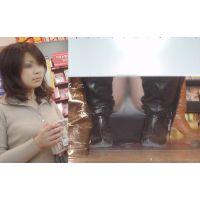 会員制サイト オリジナル水平撮り画像 お姉さん パンスト編 ? バラ売り2