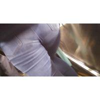 【フルHD動画】09 ジーパンムチムチパツパツ大学生