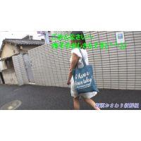 【個人撮影】禁断!!おさわり街頭インタビュー2nd♪ほんわか雰囲気の巨乳---胸の膨らみ-3