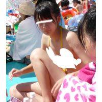 【高画質】【水着】夏♪ぴちぴち水着の乙女たち☆〜その�〜