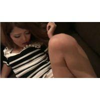 【個人撮影】スレンダー美女♡キャバ嬢のパイパンに生ハメS〇X!