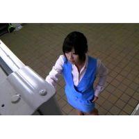 ◆自販機に仕掛けたカメラでパンチラ盗撮 57