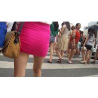 ミニスカ,タイトミニ,街撮り,お尻, Download