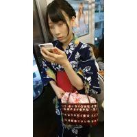 【接写・声かけ】浴衣女子○生・女子大生vol.1