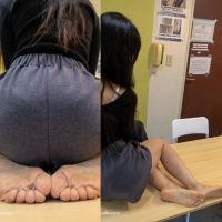 2x yo Name KA Feet and Soles(size US 5.5 barefeet) Photo set