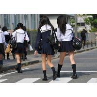 制服JK通学風景165