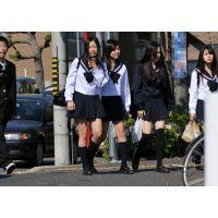 制服JK通学風景173