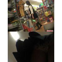 ★再販 JK風の逆さパンチラ動画 15