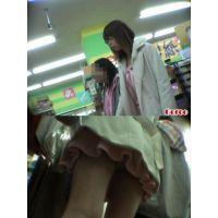 ★再販 JK風の逆さパンチラ動画 19