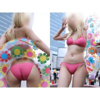 [Photo] Great bargain price for stay home! Plump bikini layer 43