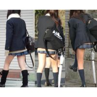 モデル美脚制服26 〜卒業〜編。