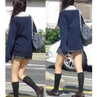 モデル美脚制服12 セーター編。