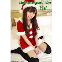 【写真】2011年 クリスマス特別企画 サンタクロース 由衣