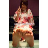 【写真】2014夏、真奈美の浴衣足