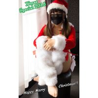 【写真】クリスマス特別企画2015 サンタクロース 真奈美
