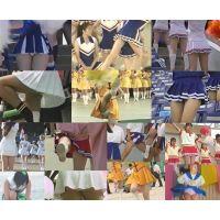 懐かしのチア・バトン・パレード応援1〜7セット
