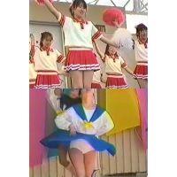 懐かしのチア・バトン・パレード応援3