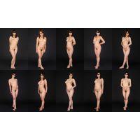 女体標本「素人娘10人のオールヌード写真集」