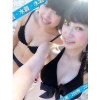 【女子大生モデル】水着の美女� オリジナル