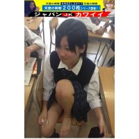 【女子〇生】 美脚の天使 200枚