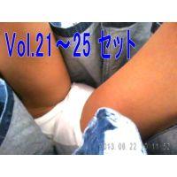 可愛い女の子のフェチ動画 vol.21〜25