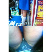 美人店員のフェチ動画 vol.17