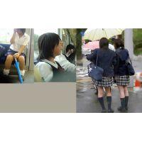 街で見かけたJK達 Vol.7【Sample】