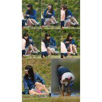 お花見パンチラ11〜12セット