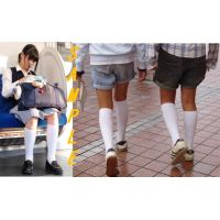 制服と白い靴下(第1弾)