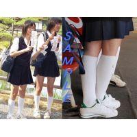 制服と白い靴下(第2弾)